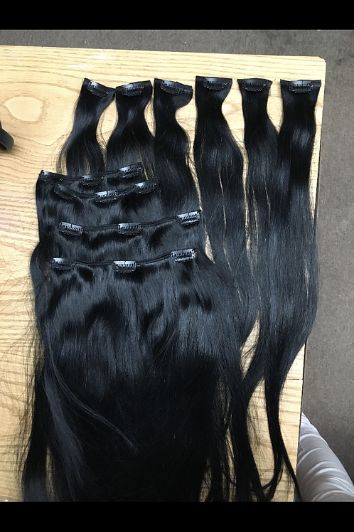 Clip-In Extentions 12inches
