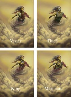 4 Types of Wind Genies