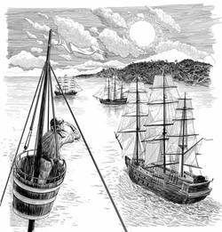 Boat Rules Illustration