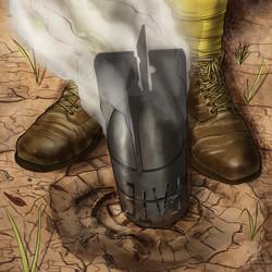 Fate Card Illustration
