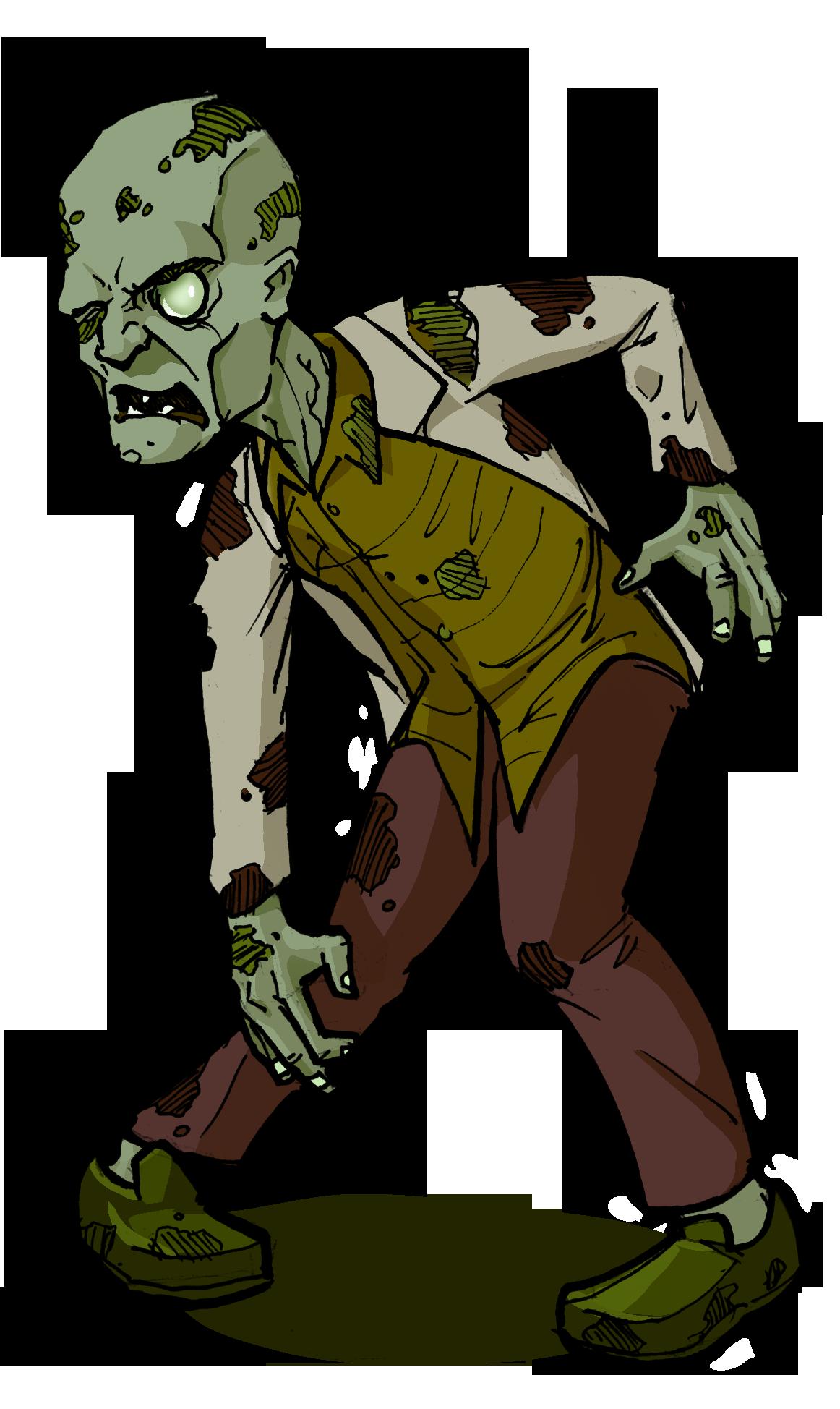 Zombie Concept Design