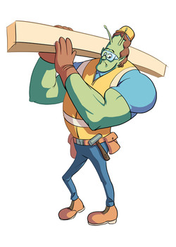 Just Another Construction Guy