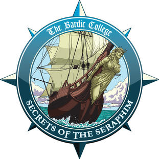 Secrets of the Seraphim Logo