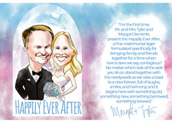 Beer Label for a Wedding