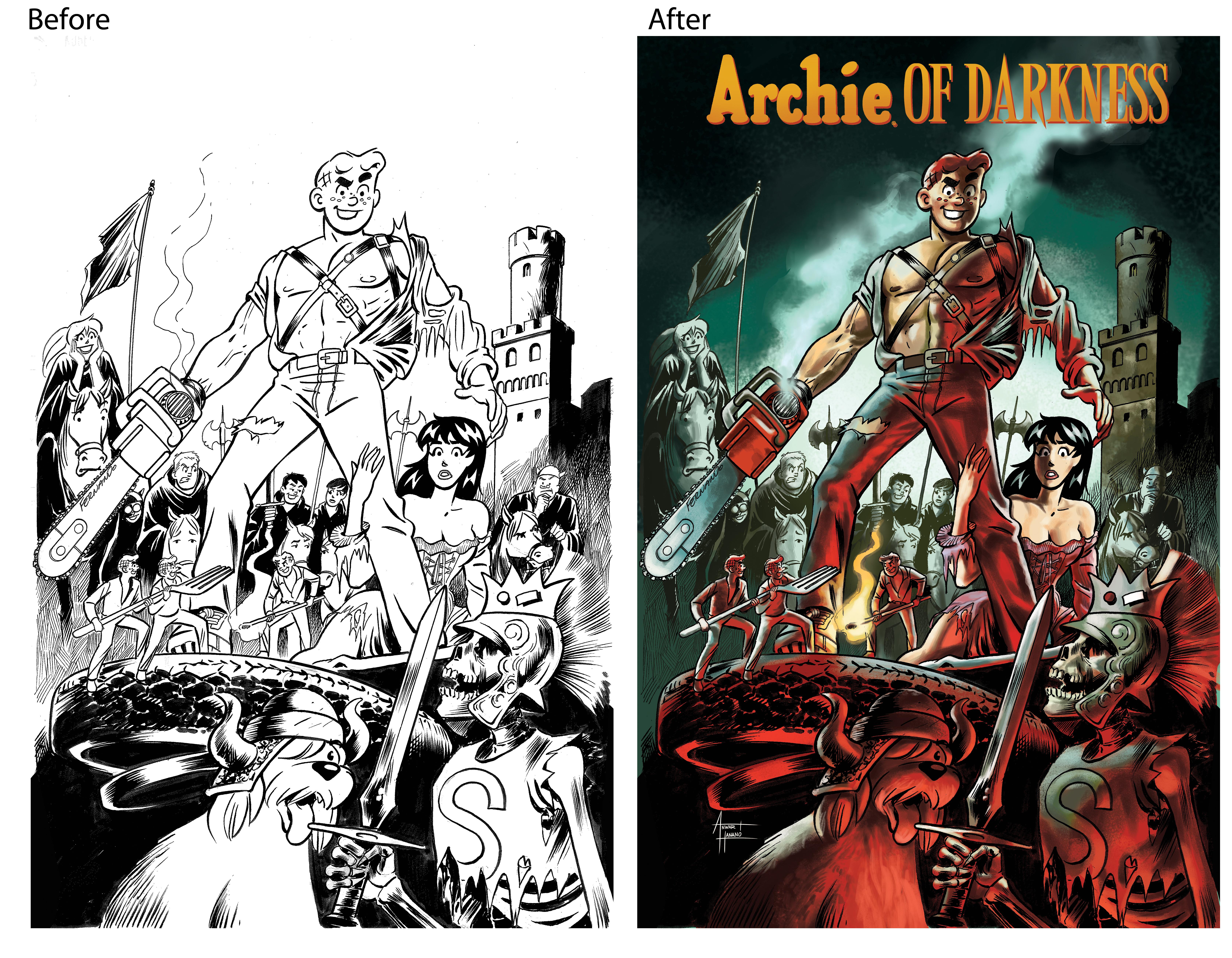 Archie Of Darkness
