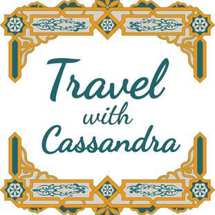 Travel With Cassandra Logo