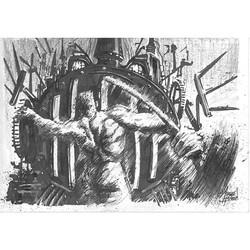 John Henry Vs. the Machine