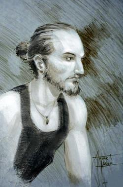 Figure Drawing Portrat