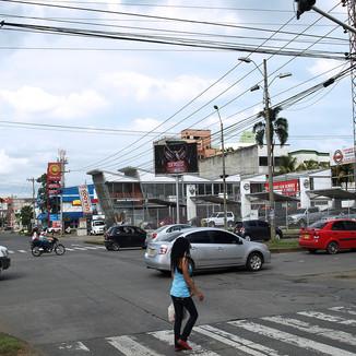 Calle 9 con Cra 44
