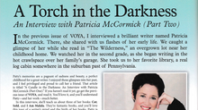 Part 2, VOYA Interview