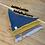 Thumbnail: Dreieckstuch Musselin