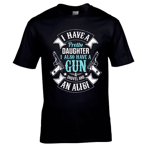 T-Shirt - Daughter