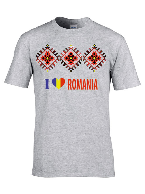 T-Shirt-Romania Traditional