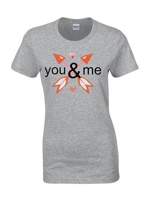T-Shirt-You&Me