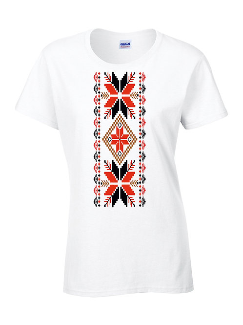 Girl T-Shirt - Traditional