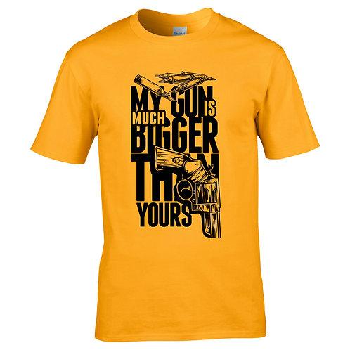 T-Shirt-My Gun