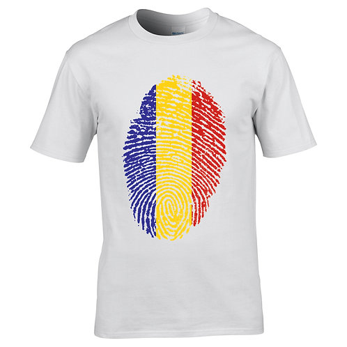 T-Shirt-RomaniaFinger