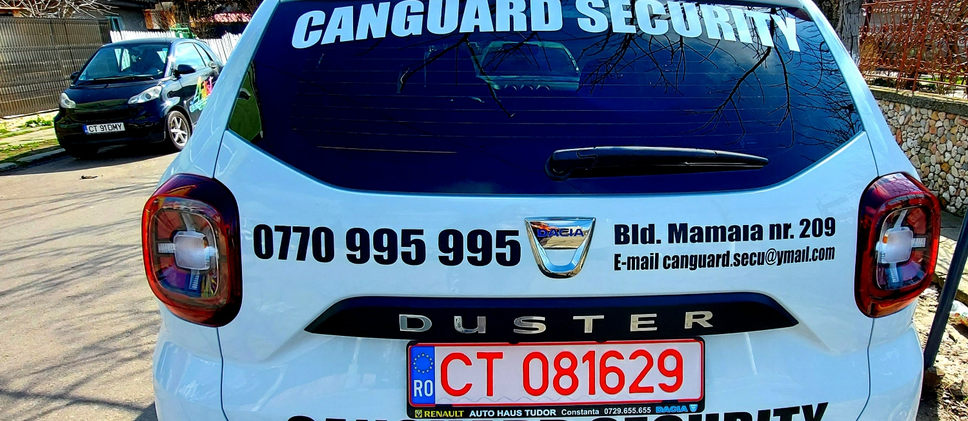 DUSTER Canguard Security