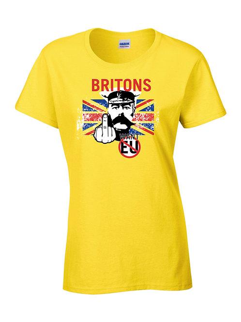 Girl T-Shirt - Britons