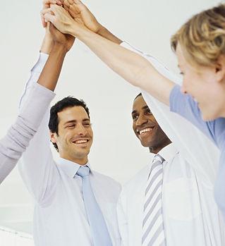 Erfolgreiche Work Team