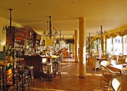 Gastronomie im Golf-Park Sülfeld