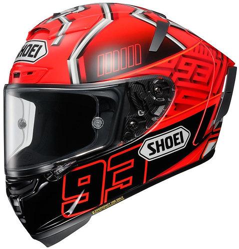 Shoei X-Spirit 3 Marquez TC1
