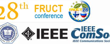 """Участие в международной конференции """"FRUCT"""""""