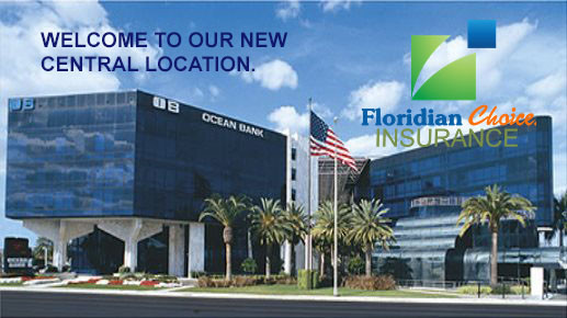 Floridian Choice Insurance new location