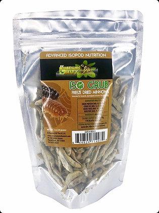 ISO GRUB Freeze Dried Minnows