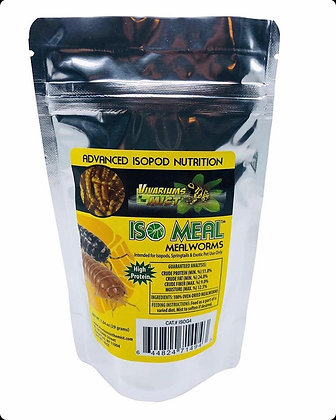 ISO MEAL Dehydrated Mealworms
