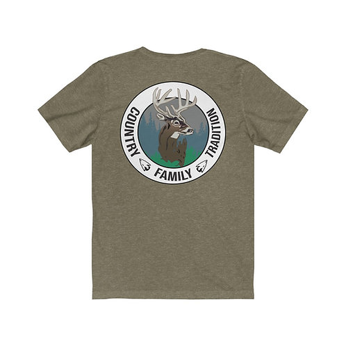Country, Family, Tradition Short Sleeve