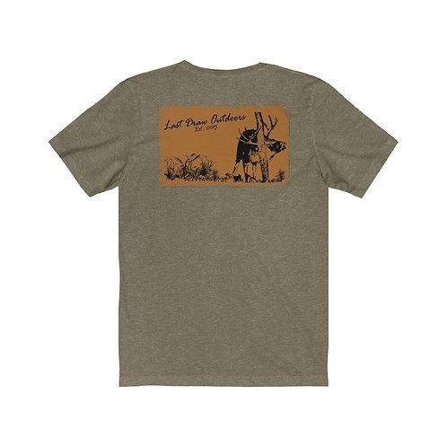 Rustic Deer Rub Shirt