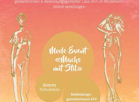 """Mode Event """"Machs mit Stil"""""""
