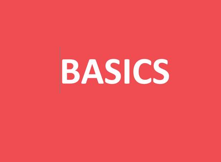LOOK BOX BASICS - die Grundlage für jeden Tag und jeden Anlass
