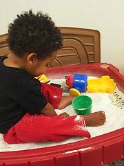 sensory play therapy