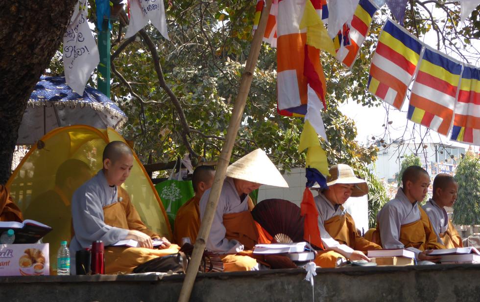 Vietnamese Buddhist