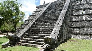 Pyramid of Chichen Itza. Mahametta Travels