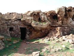 Höhle in Cala Pregonda. Menorca