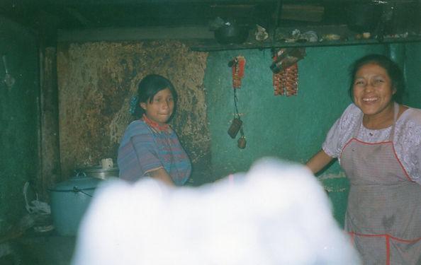 Jenseitskontakte in Guatemala. Einzelsitzung mit Maya. Maha Metta Akademie