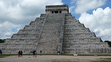 Arqueological site of Chichen Itza, Mexico. Mahametta Travels