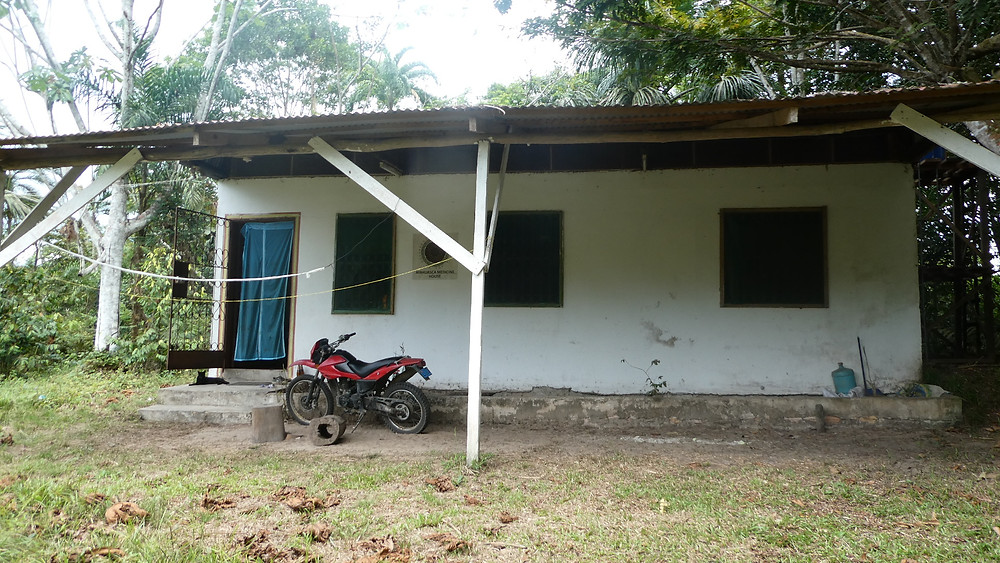 Casa de la Ayahuasca en Iquitos