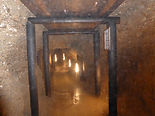 Tunnel in Bosnia. Spirituelle Reisen bei Maha Metta und Geoviva