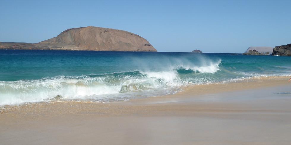 Spirituelle Reise: Lanzarote