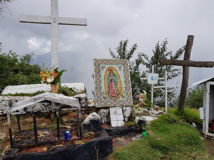 Sacred Hill in Huautla de Jiménez, Mexico