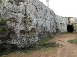 Nekropole. Menorca. Seminar für Int.