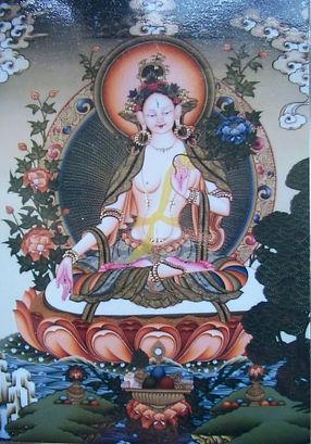 Weiße Tara. Buddhistisches Meditation Seminar mit Mahametta