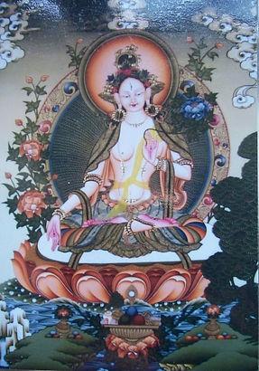 White Tara. Taller de meditación budista con Mahametta Akademie