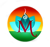 Logo of Maha Metta Akademie. Created by Maya LoVen