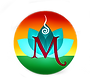 Logo of Maha Metta Akademie. Created by Maya LoVen