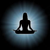 Meditación en el seminario sobre el poder de la energía femenina. Academia Maha Metta